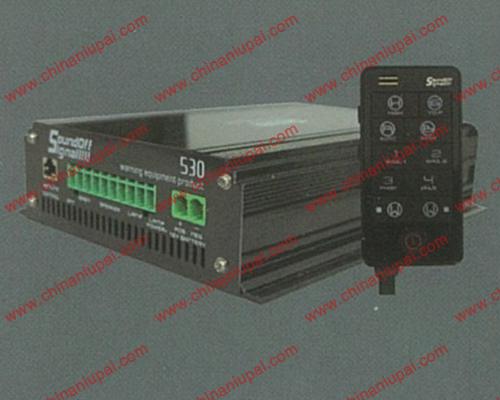 as950警报器具有2两路灯控